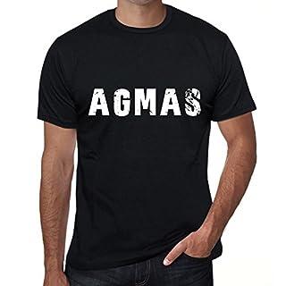 agmas Herren T Shirt Schwarz Geburtstag Geschenk 00553