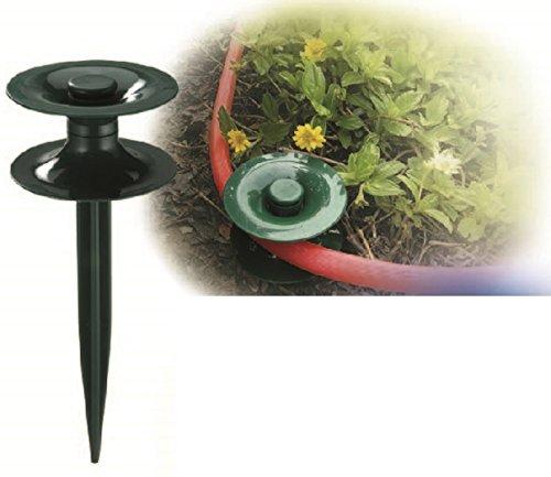 UPP® Schlauchführung 3 Stück / Schlauch-Halter/ Kabelführung/ Gartenschlauch