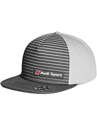 Audi 3131802400 Snapback Cap Gorra Gorro Deporte Tapa a549c1e5da8