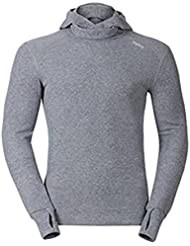 Odlo Herren Shirt Long Sleeve with Facemask Warm