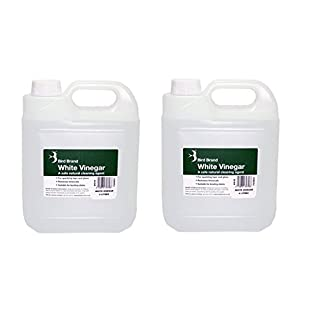 2 x Bird Brand Natural White Vinegar - 4 Litre
