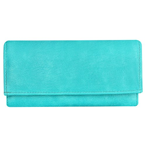Mango People Women's Clutch(Blue,Bcl-Bl)  available at amazon for Rs.118