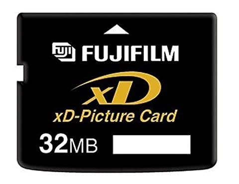 Fujifilm 32 MB xD Picture Card Portable Consumer Electronic Gadget Shop