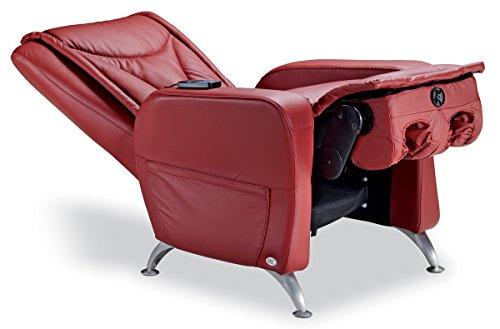 Goldflex u2013 poltrona mod. paradise pelle relax massaggio con shiatsu