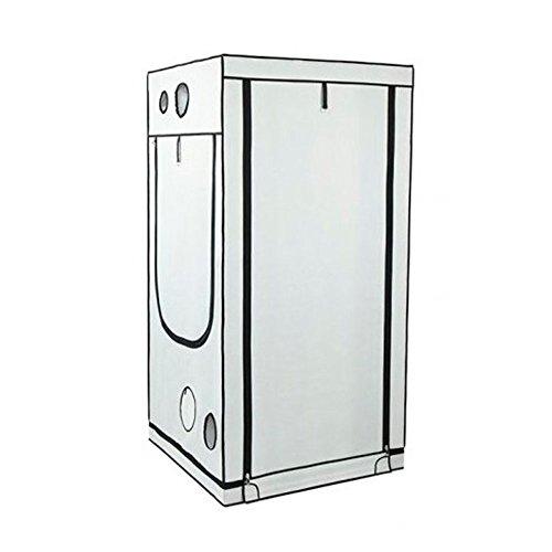 Chambre de culture intérieur HOMEbox® Ambient Q100 PAR+ (100x100x200cm)