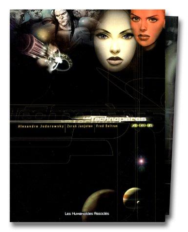 Les Technopères, coffret 3 tomes
