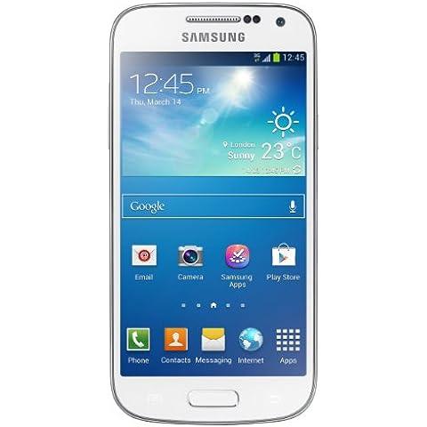 Samsung Galaxy S4 Mini GT-I9195 8GB 4G Color blanco - Smartphone (10,92 cm (4.3
