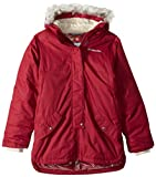 Columbia Girls Hooded Winter Jacket, Water Resistant, Carson Pass