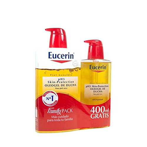 family-pack-ph5-eucerin-oleogel-de-ducha-1000-ml-oleogel-de-400-ml-gratis