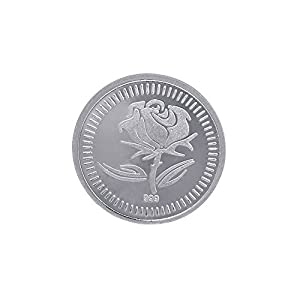 Joyalukkas 5 Grams .999 Sterling Silver Coin