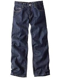 Levis - Pantalon Jeans Usual Rinse Brut Garçon 3 Ans