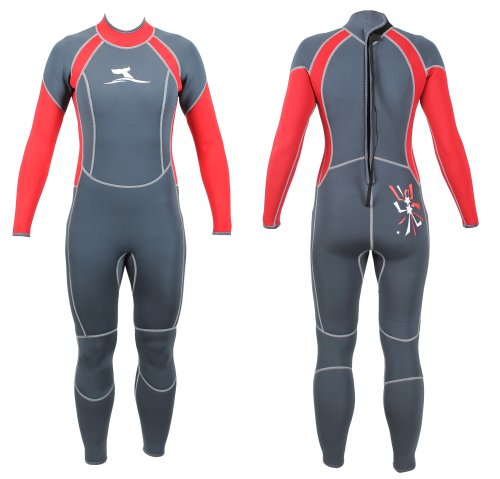 Damen 3mm Neoprenanzug Größe L / 40 Surfanzug Schwimmanzug Badeanzug Super Stretch