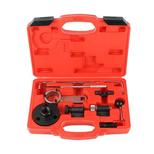 BELEY Dieselmotor Nockenwelle Arretierungswerkzeug Motor Timing Chain Service Set für VW Audi A1 A3 A4 A5 A6 TT Q3 Q5 1.6 2.0 L TDI