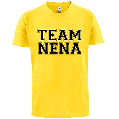 Team Nena - Herren T-Shirt - 13 Farben Gelb