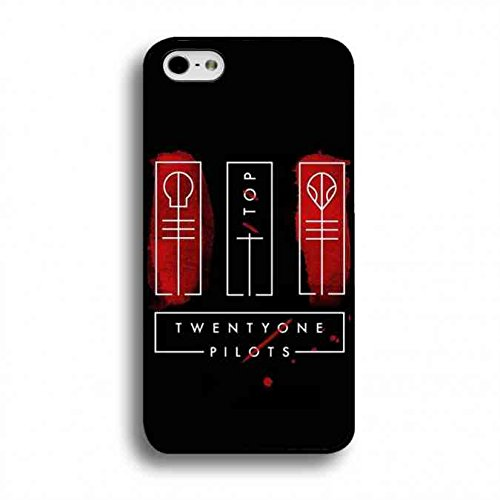 Twenty One Pilots Protective Slim funda Dual Hybrid funda per iPhone 6...