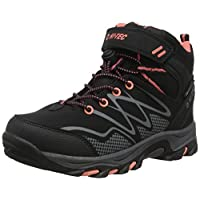 Hi-Tec Unisex Kids' Blackout Mid Wp JRG High Rise Hiking Boots