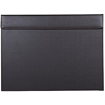 kingfom 46x35cm a3 hochwertig leder schreibunterlage rechteck braun b robedarf. Black Bedroom Furniture Sets. Home Design Ideas