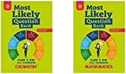 Most Likely Question Bank For Chemistry: Icse Class 10 For 2021 Examination&Most Likely Question Bank For