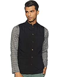 Indus Route by Pantaloons Men's Waistcoat