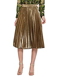 official photos 7b375 fcd66 Amazon.it: Oro - Gonne / Donna: Abbigliamento