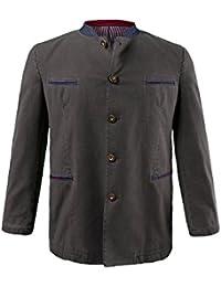 JP 1880 Homme Grandes tailles Slim Fit Veste Blazer Casual Elegant Bouton Costume Manteau Jacket Homme 701003