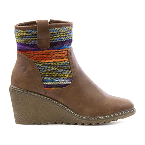 Heavenly Feet, Stivali donna Brown