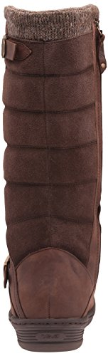 Teva nopal WP, Stivali da Neve Donna Marrone (BROWN- BRNBrown- Brown)