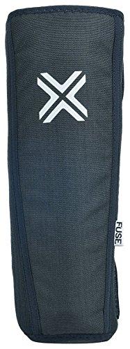 Fuse Shinguard Alpha S schwarz (Schienbeinschützer Bekleidung)