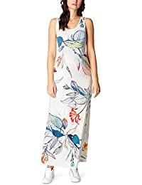 Noppies Dress Sl Long Neve Aop 70215, Vêtements de Maternité Femme