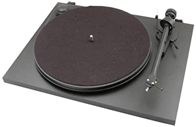 Pro-Ject 13205 Essential II Giradischi, Nero prezzo scontato - Polaris Audio Hi Fi