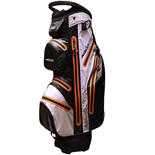 Masters iCart Aquapel Xtreme Panier Sac de Golf Trolley Homme 14-Way Diviseur