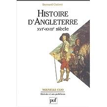 Histoire d'Angleterre, XVIe-XVIIIe siècle