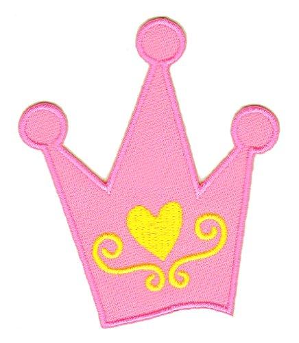 krone-pinkaufnaher-bugelbild
