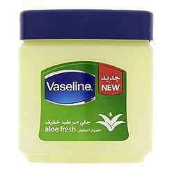 Vaseline Aloe Fresh Petroleum Jelly 480ml