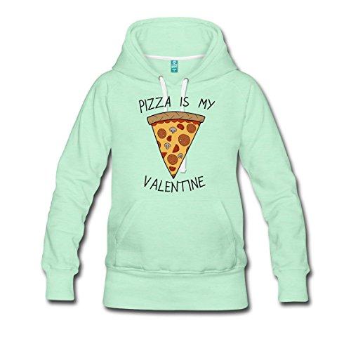anti-valentinstag-pizza-is-my-valentine-humor-frauen-premium-hoodie-von-spreadshirt-xl-helles-mintgr