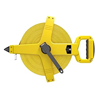Advent Professional AFG1-10013 100m/330ft Open Reel Fibre Glass Tape Measure