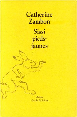 Sissi pieds jaunes par Catherine Zambon