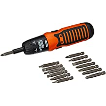 (CERTIFIED REFURBISHED) Black & Decker A7073 Battery Powered Screwdriver