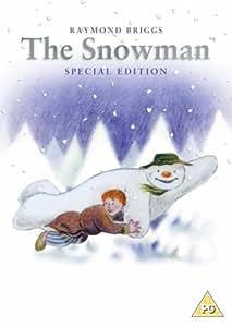 The Snowman [DVD]