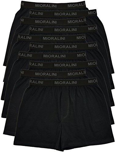 MioRalini 10 Boxershort Baumwolle Artikel: ohne Eingriff A, Größe: 4XL-10 Dem 10
