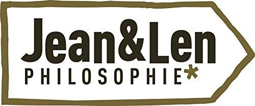Jean & Len Duschgel & Shampoo Superhelden, Mildes Shampoo und Duschgel für Kinder, 230 ml, 1 Stück