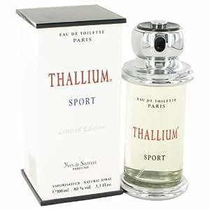 Thallium Sport by Parfums Jacques Evard Eau De Toilette Spray (Limited Edituion) 3.4 oz for Men