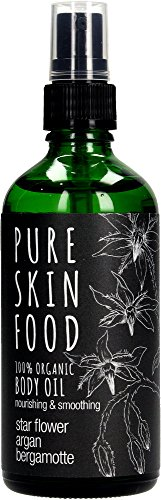 Pure Skin Food: Huile pour le corps 100 ml