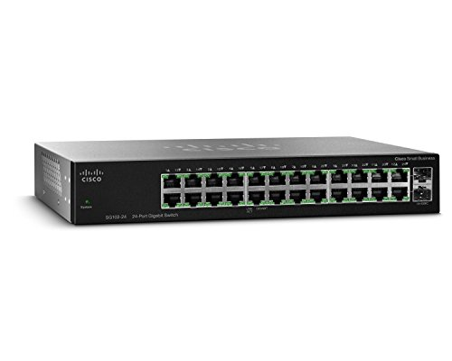 cisco-sg112-24-no-administrado-l2-gigabit-ethernet-10-100-1000-negro-switch-de-red-ieee-8021p-ieee-8