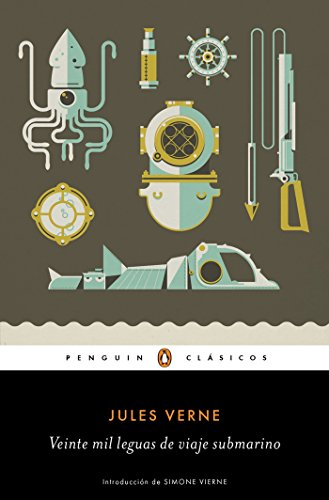 Veinte mil leguas de viaje submarino (PENGUIN CLÁSICOS) por Jules Verne