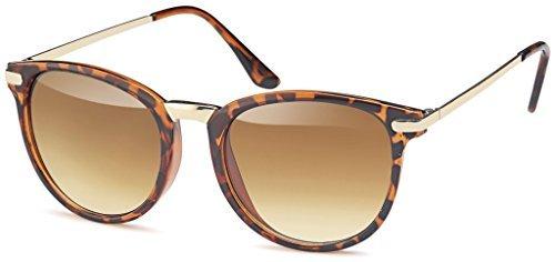vintage-lunettes-de-soleil-en-tendance-unisexe-60er-annees-style-avec-trendy-finition-couleur-bronze