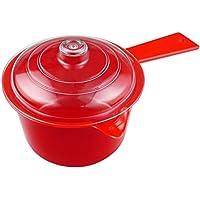 good2heat Microwave Saucepan - Red, 600 ml