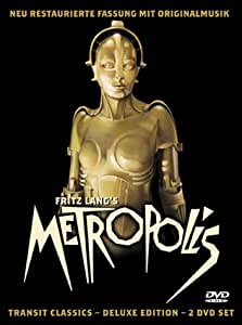 Metropolis [Deluxe Edition] [2 DVDs]