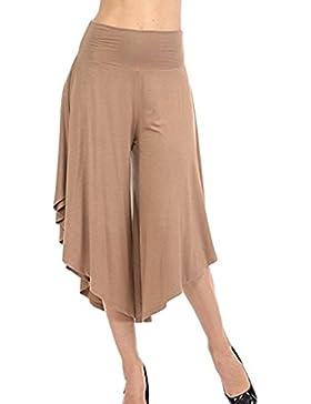 c1729e4ba0e0 Gonna Pantalone Donna Pantalone Estivi Pantaloni Aladin Pantaloni Palazzo  Pantaloni Harem Pantalone Larghi Tempo.