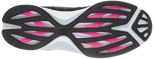 Skechers Go Walk Sport Femmes Synthétique Chaussure de Marche Black-White